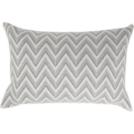 Rani Arabella Dillon Herringbone Pillow
