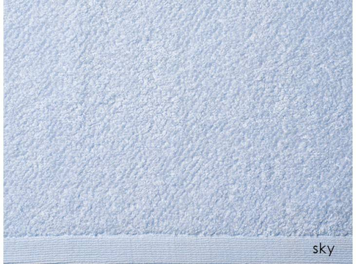 Peacock Alley Jubilee Hand Towel - Sky 16x30