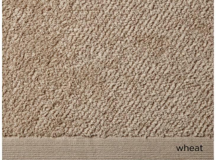 Peacock Alley Jubilee Wash Towel - Wheat 12x12