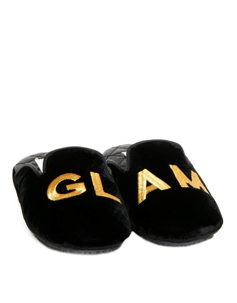 Patricia Green Glamour Slippers