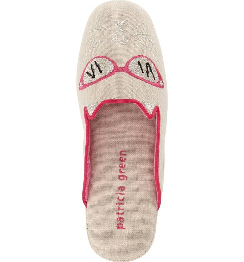 Patricia Green Cool Kat Slippers