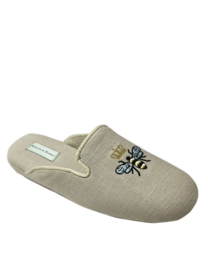 Patricia Green Queen Bee Slippers