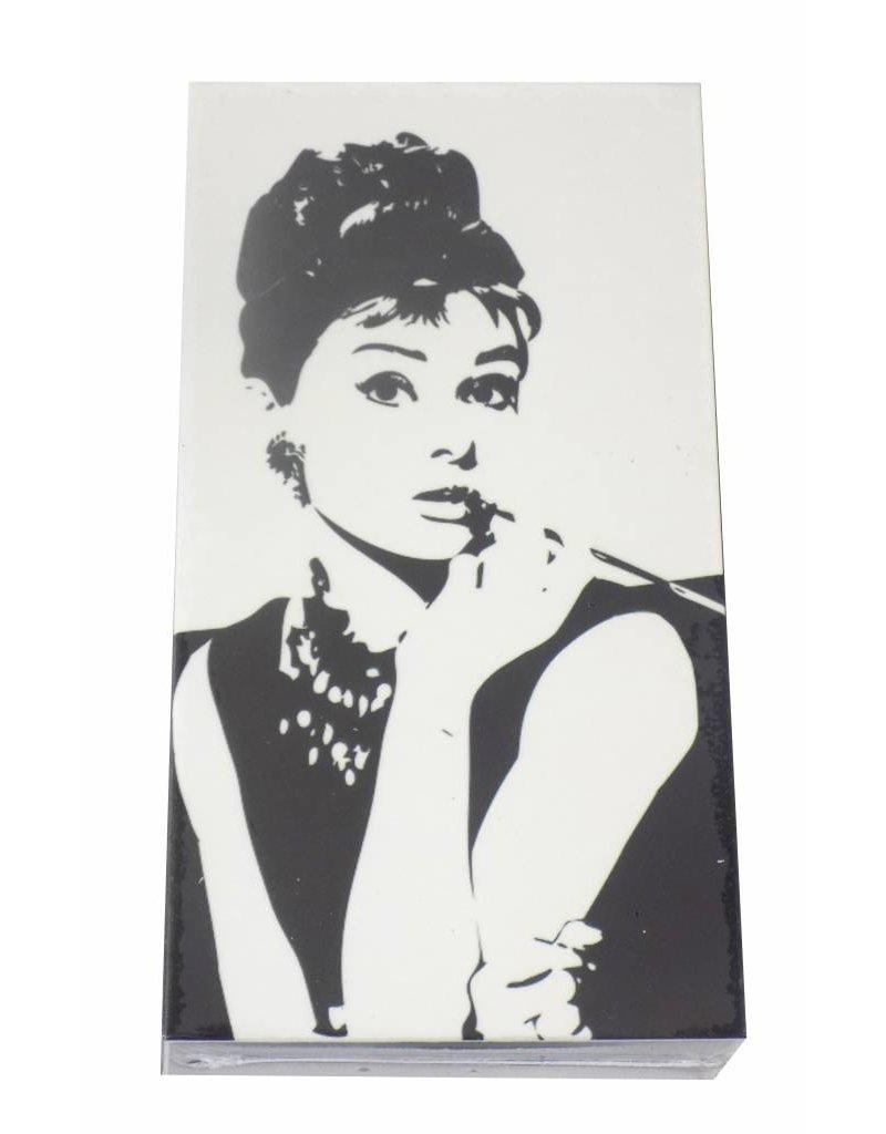 The Joy of Light Audrey Hepburn Matchbox