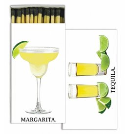 Margarita & Tequila Matches