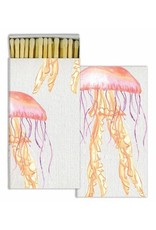 Watercolor Jellyfish Matches