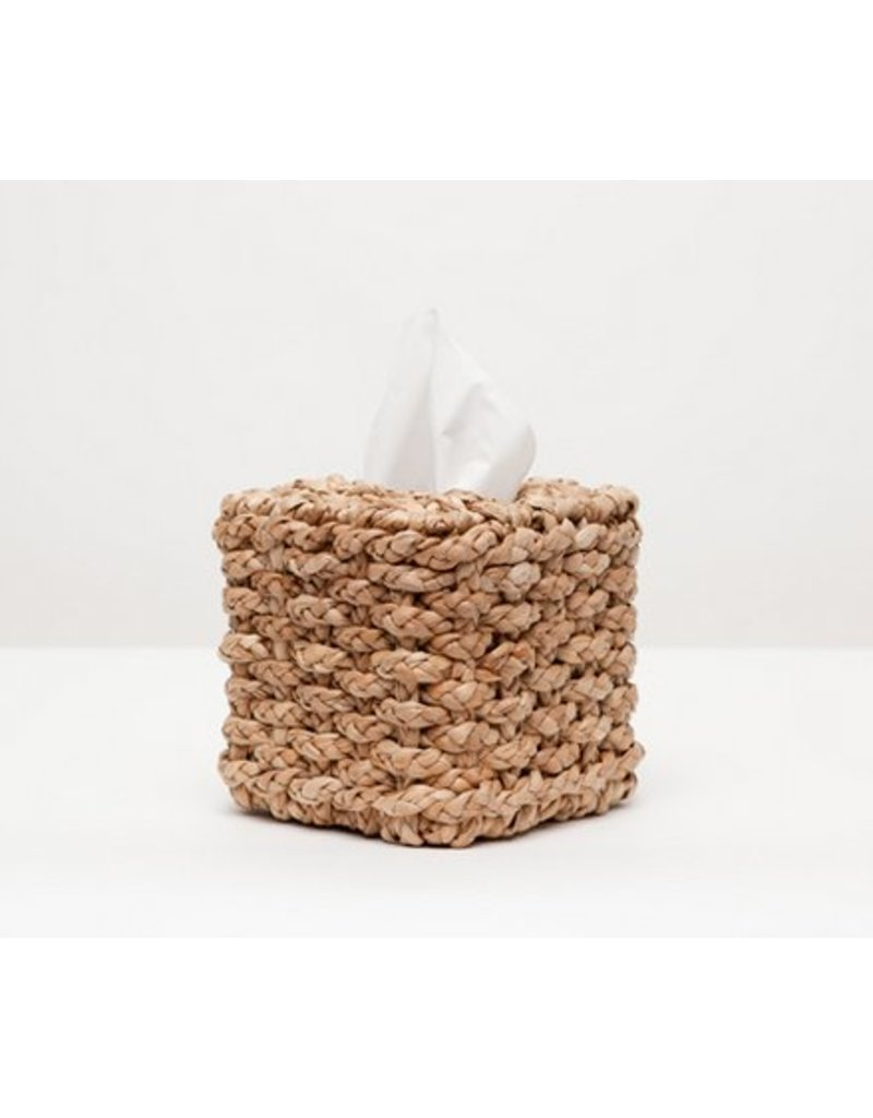 Pigeon & Poodle Destin Square Tissue Box