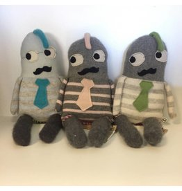 Snuggly Ugly Inc Blue Billyburg Mostritos