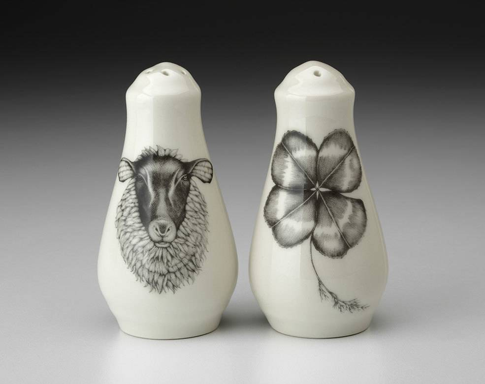 Laura Zindel Design Salt and Pepper Shakers