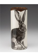 Laura Zindel Design Large Vase: Sitting Hare