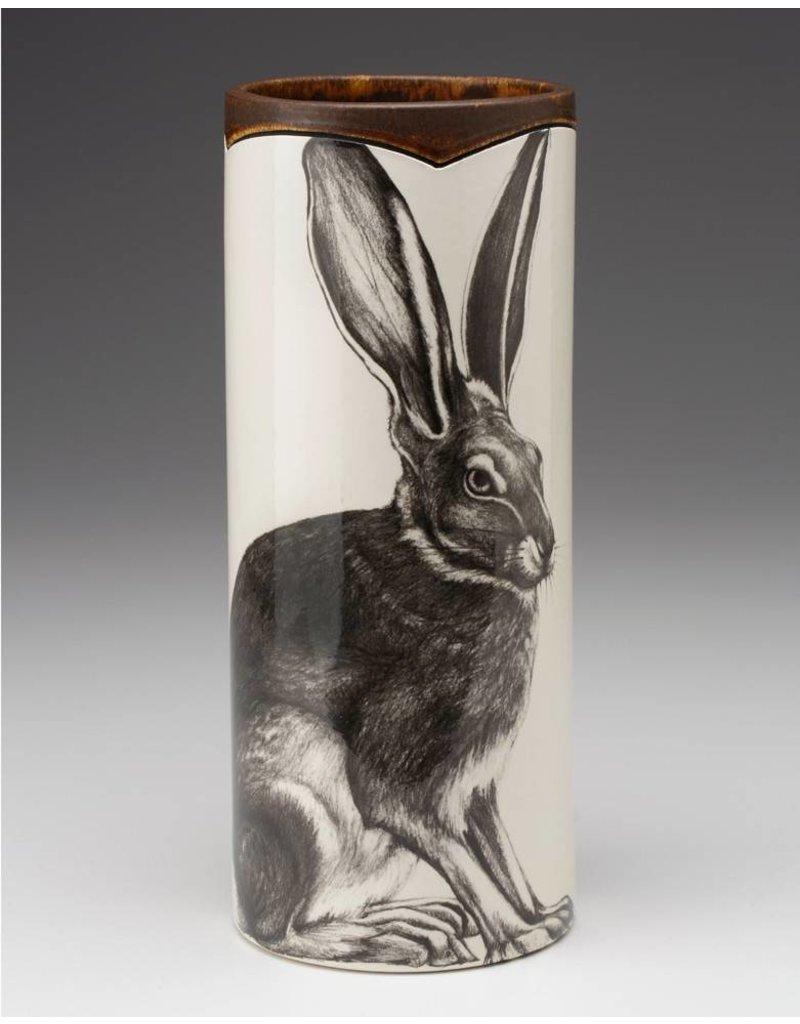 Laura Zindel Design Large Vase: Sitting Hare