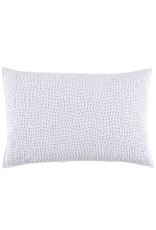 John Robshaw Light Indigo King Sham