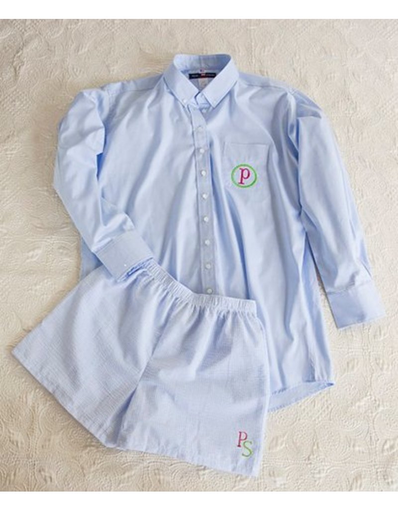 The Pillow Bar Boyfriend Nightshirt