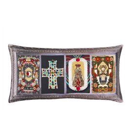 Christian Lacroix Patio Multicolore Pillow