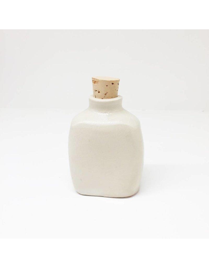 Ellen Cline Ceramic Flask