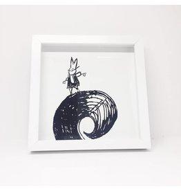 Celeste Tammariello Bunny 9x9