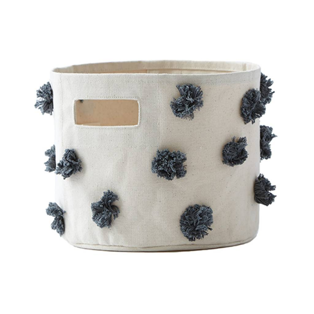 Pehr Designs Pom Pom Mini Charcoal