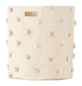 Pehr Designs Hamper Pom Pom Pink