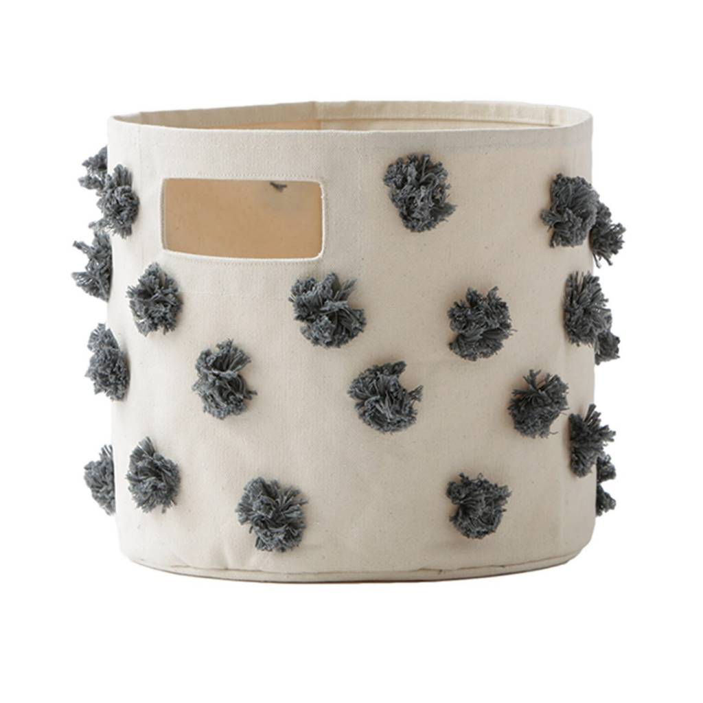 Pehr Designs Pom Pom Pint Charcoal
