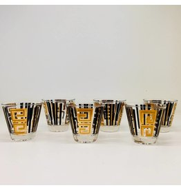 Fred Press Whisky Glasses
