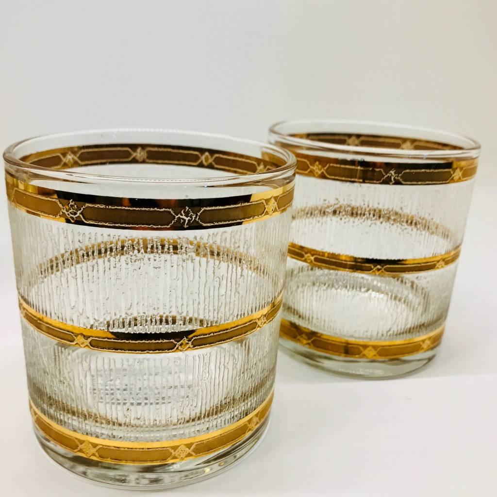 Culver Empore Rocks Glasses