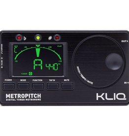 KLIQ MetroPitch - Metronome Tuner for All Instruments