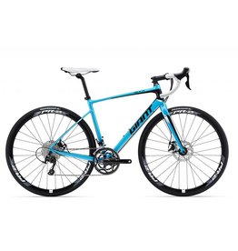 Giant Defy 1 Disc (Compact) M Blue/Black/White