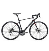 Giant Defy 2 Disc (Compact) L Black/Silver/Red