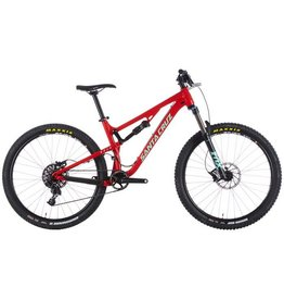 Santa Cruz 5010 2.0 a M Gloss Red - Mint R1AM 27.5 Fox 17 Float Perf, 5010 Fox 17 Rhythm 130 27.5 Stock