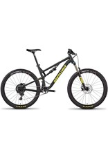 Santa Cruz 5010 2.0 a L Matte Black - Yellow R1AM 27.5 Fox 17 Float Perf, 5010 Fox 17 Rhythm 130 27.5 Stock