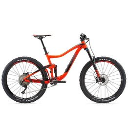 Giant Trance 2 L Neon Red - DEMO