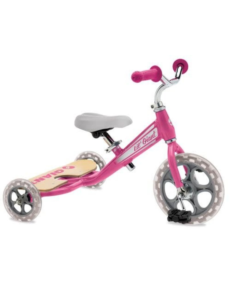 Giant Lil Giant Girl's Trike Pink
