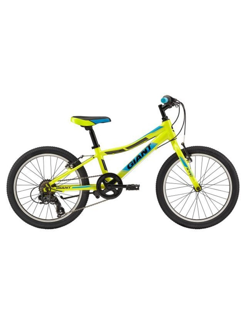 Giant XTC Jr 20 Lite Yellow/Blue/Black