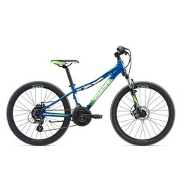 Giant XTC Jr 1 Disc 24 Electric Blue/Neon Green/White