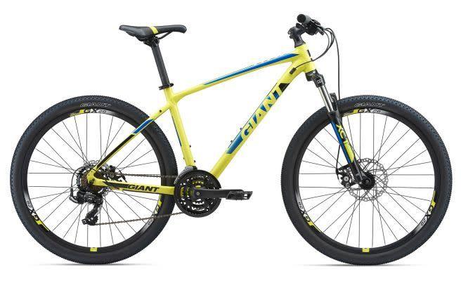 Giant ATX 2 26 XS Yellow/Electric Blue/Black
