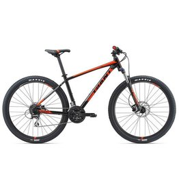 Giant Talon 29er 3 M Satin Black/Neon Red