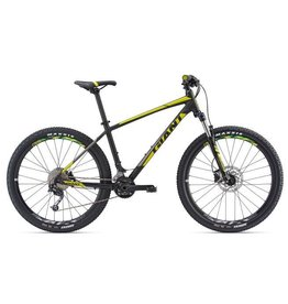 Giant Talon 2 M Matte Black/Neon Yellow
