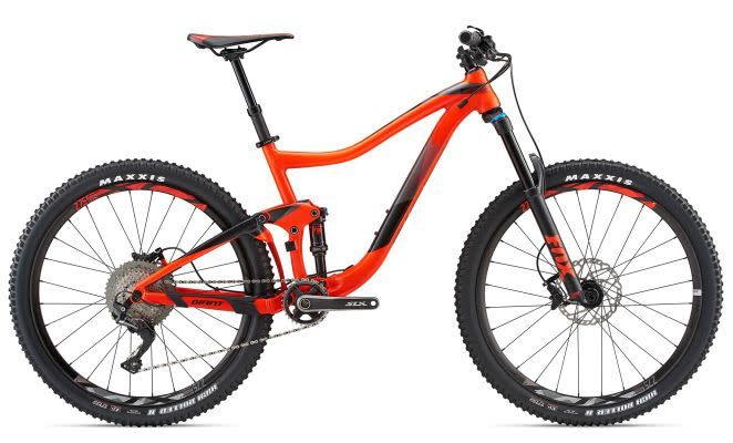 Giant Trance 2 S Neon Red