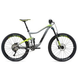 Giant Trance 2 L Matte Grey/Neon Yellow/Green