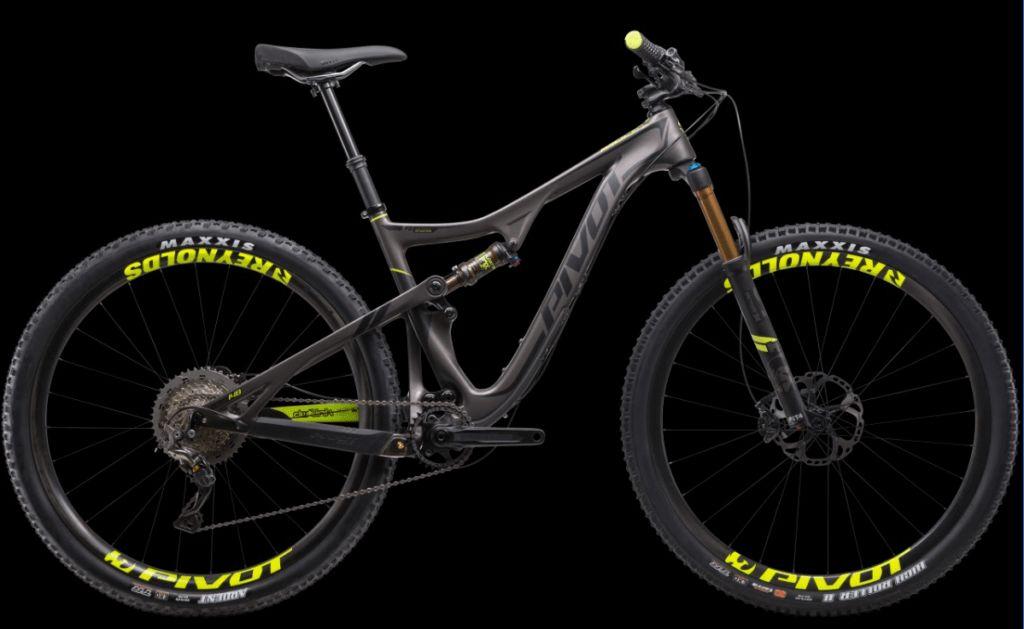 Pivot Cycles Pivot Mach 429Trail Carbon MD Grey Pro XT/XTR 1x 29