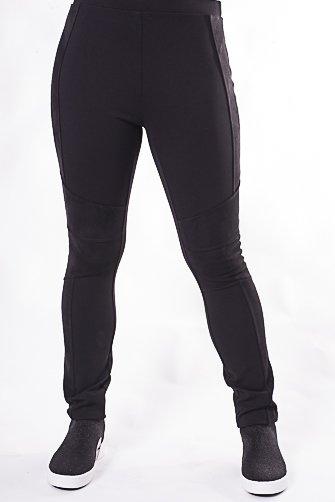 BYLYSE pantalons legging suede