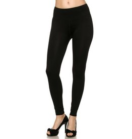 Nylon Ankle Leggings