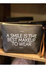 Smile Cosmetic Bag