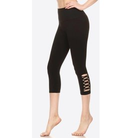 Activewear Capri Leggings