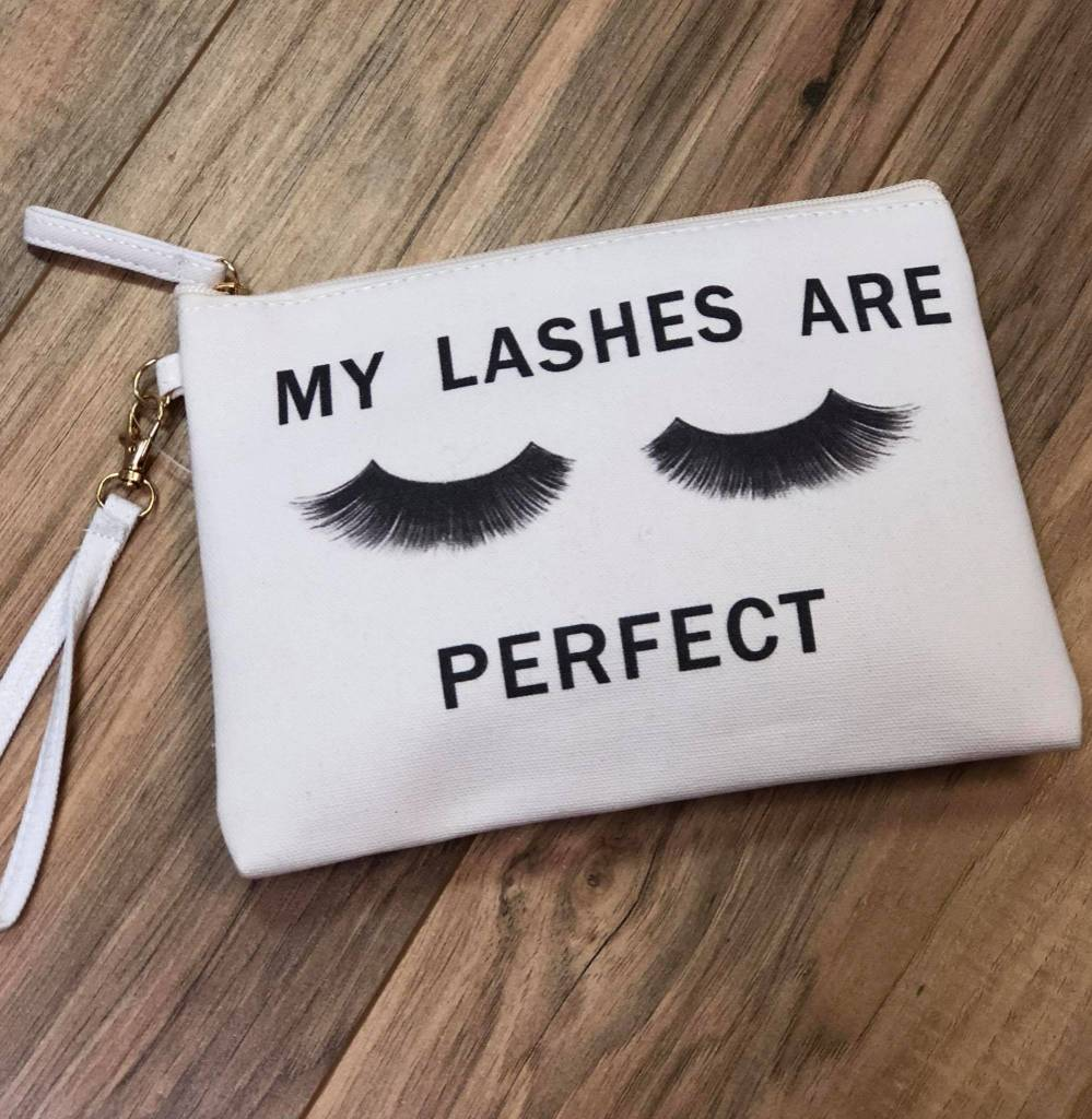 Lashes are Perfect