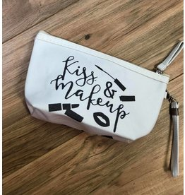Kiss&Makeup Cosmetic Bag