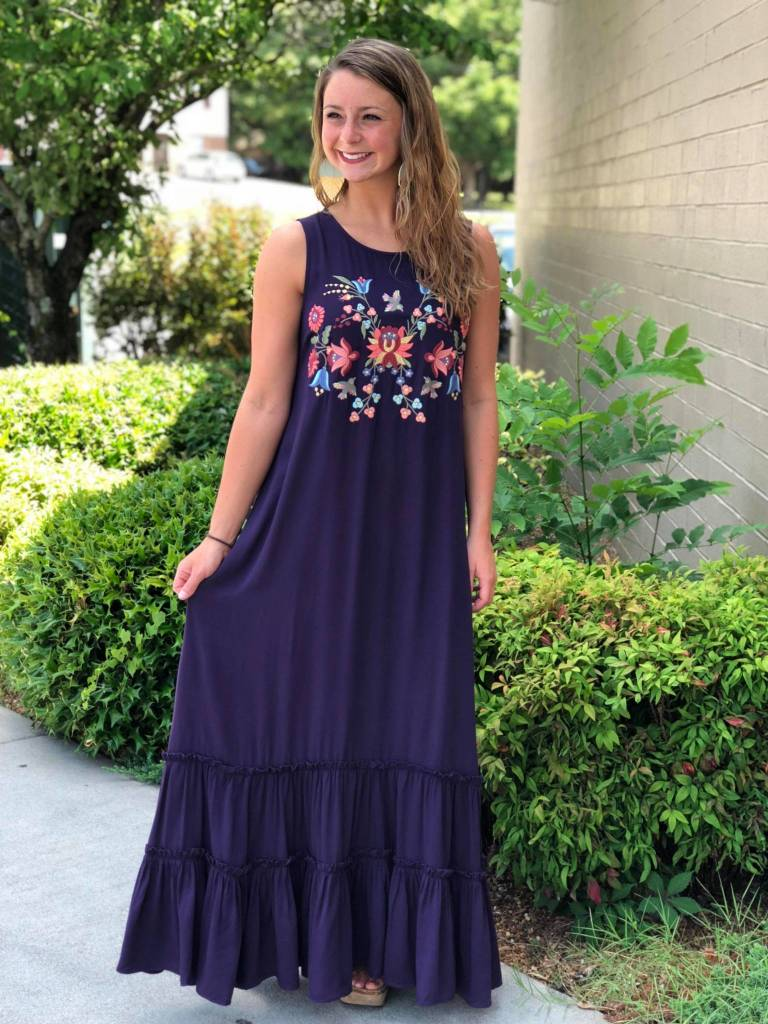 Summer Bliss Maxi