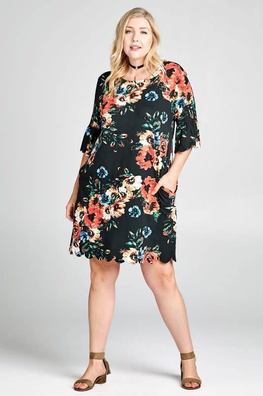 Defining Moment Dress