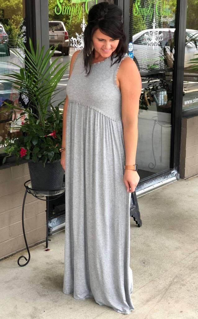 The Nicole Maxi Dress