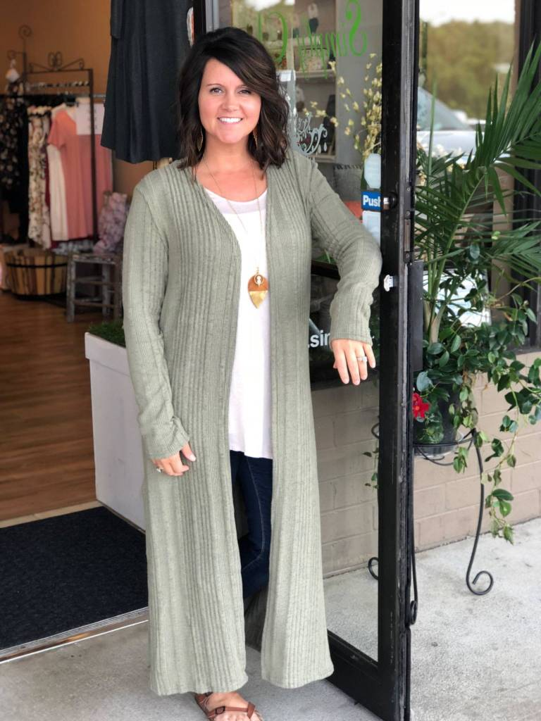 The Cambrie Cardigan