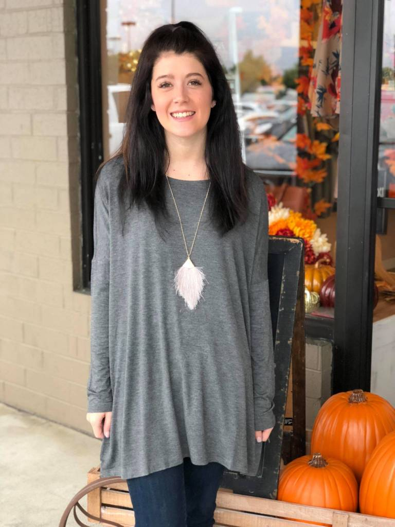 Easy to Love Tunic